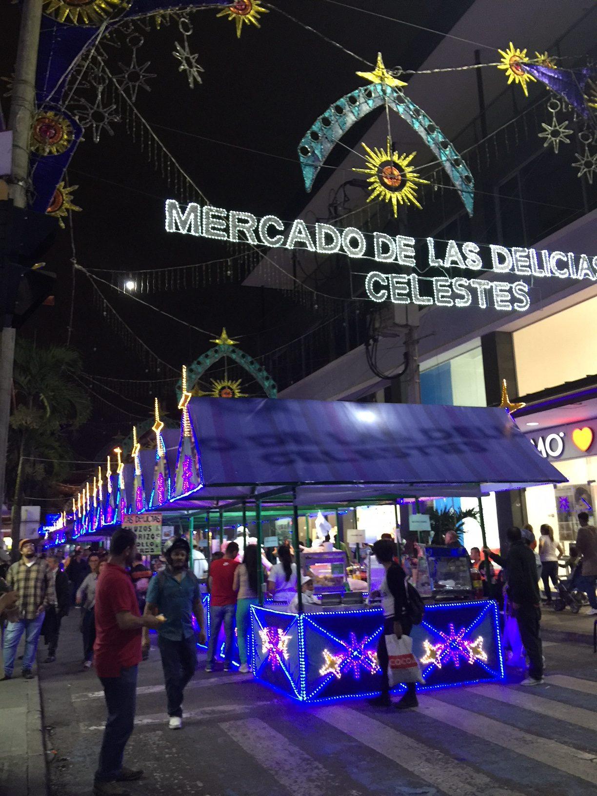 Celestial Delicacies Market in Envigado